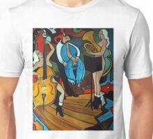Melting Jazz Unisex T-Shirt