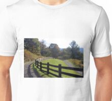 Country fence Unisex T-Shirt