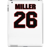 NFL Player Lamar Miller twentysix 26 iPad Case/Skin