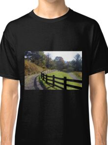 Country fence Classic T-Shirt