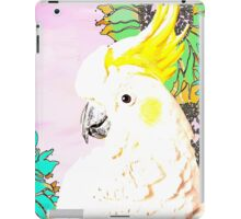 7 DAYS OF SUMMER /SUMMER COLLECTION-COCKATOO KISS iPad Case/Skin