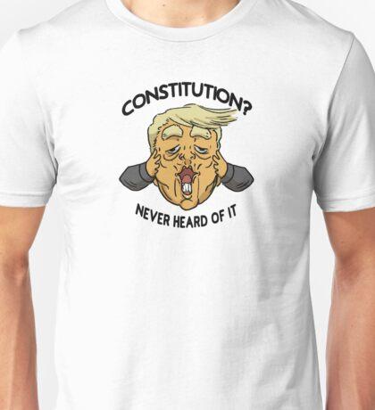 Illiteracy Unisex T-Shirt