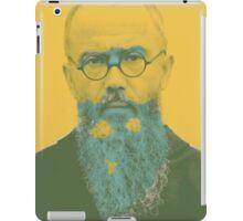St. Maximillian Kolbe iPad Case/Skin