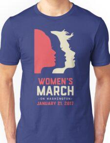 Women's March on Washington 2017 Unisex T-Shirt