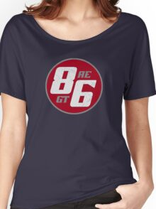 86 - AE or GT?   (vintage) Women's Relaxed Fit T-Shirt