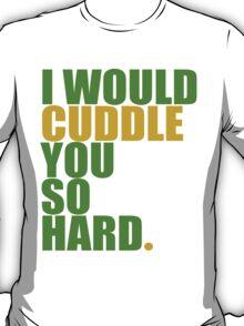cuddle (must/grn) T-Shirt