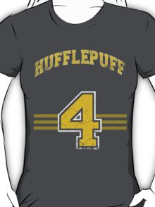 Hufflepuff Away Jersey  T-Shirt