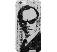 Agent Smith - The Matrix iPhone Case/Skin