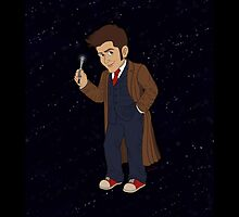 Tenth Doctor (Blue Suit) by mistina