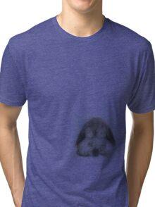 Little Bunny Tri-blend T-Shirt
