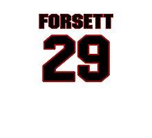 NFL Player Justin Forsett twentynine 29 Photographic Print