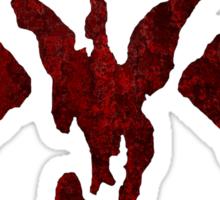 Boba Fett Symbol Mandalorian Mythosaur Skull Sticker