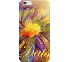 Daisy - Flower Offering iPhone Case/Skin