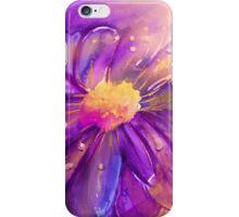 Purple Flower Offering iPhone Case/Skin