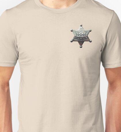 DEPUTY CONSTABLE Unisex T-Shirt