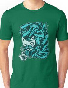Tally-Ho! Blue Unisex T-Shirt