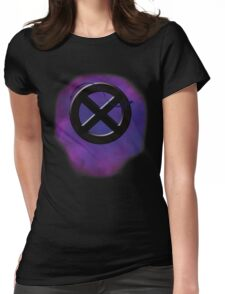 X-Men Nightcrawler Womens Fitted T-Shirt