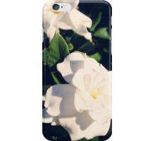 Gardenia Flowers iPhone Case/Skin