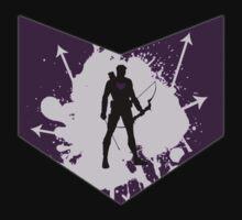 Hawkeye Logo by ThreadofLife