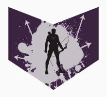 Hawkeye Logo Kids Clothes