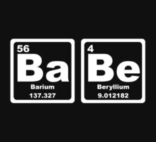 Babe - Periodic Table by graphix