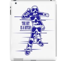 The Hit is a Bitch iPad Case/Skin