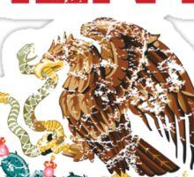 Pimentel Surname Mexican Sticker