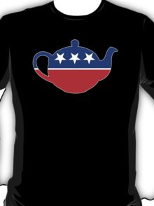Tea Party - Republican Teapot T-Shirt