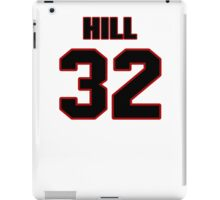 NFL Player Chris Polk thirtytwo 32 iPad Case/Skin