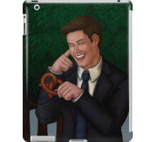 DeanCas Mini Bang 2013 Illustration 2 iPad Case/Skin