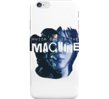 Machines iPhone Case/Skin