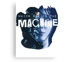 Machines Canvas Print
