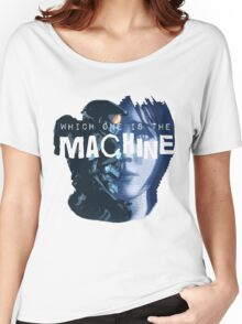 Machines Women's Relaxed Fit T-Shirt
