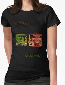 Monster Hunter- Lover's Quarrel Womens Fitted T-Shirt