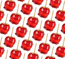 Candy Apple Pattern by Kelly  Gilleran