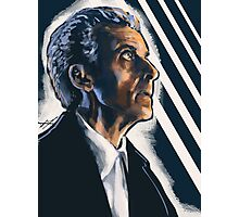 12th Doctor Photographic Print