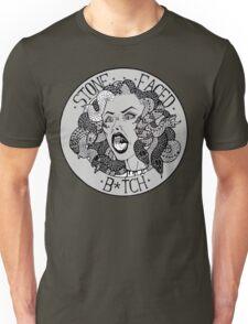 Stone Faced B*tch Unisex T-Shirt