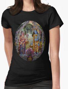 Sita Ram Womens Fitted T-Shirt
