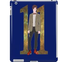 The Eleventh Doctor.  iPad Case/Skin