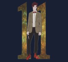 The Eleventh Doctor.  by trumanpalmehn