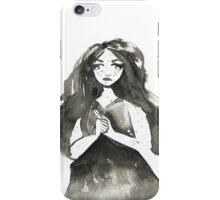Dark Freckles iPhone Case/Skin