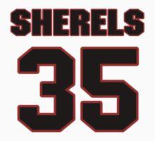 NFL Player Marcus Sherels thirtyfive 35 by imsport