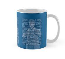 9, 10, 11 Mug - Doctor Who Mug