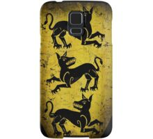 House Clegane Sigil from Game of Thrones Samsung Galaxy Case/Skin