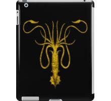 House Greyjoy Kraken Sigil Game of Thrones iPad Case/Skin