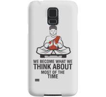 Buddah Meditation Samsung Galaxy Case/Skin