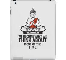 Buddah Meditation iPad Case/Skin