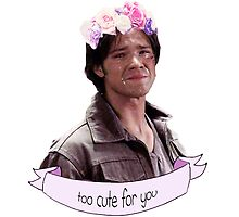 Sam Winchester - Too Cute For You by chelseajadexox