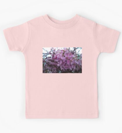 Blossoms.  Kids Tee