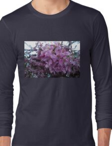 Blossoms.  Long Sleeve T-Shirt